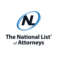 National List of Attorneys logo